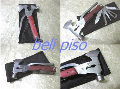 Senter Swat Jin jual kapak martil multi fungsi ahli pisau