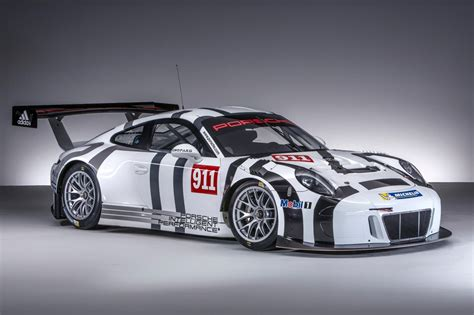 porsche r 2016 porsche 911 gt3 r is the awesome racing version of