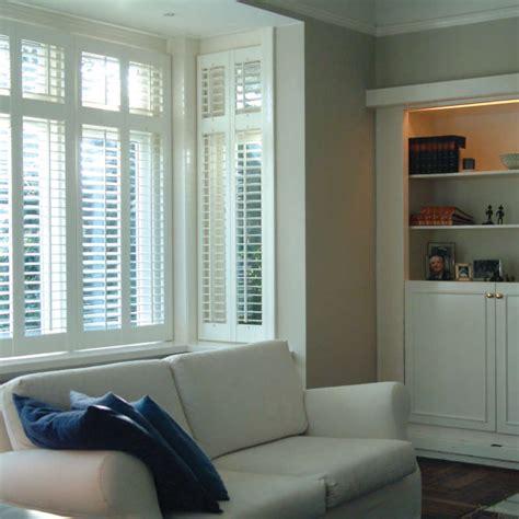 Bay Window Shutters Winchester & Basingstoke Hampshire
