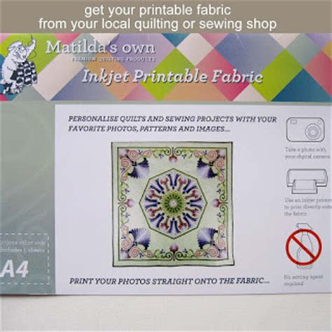 inkjet printable fabric labels emmaline bags sewing patterns and purse supplies make