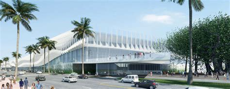 home design miami beach convention center miami beach moves ahead with redesigned convention center