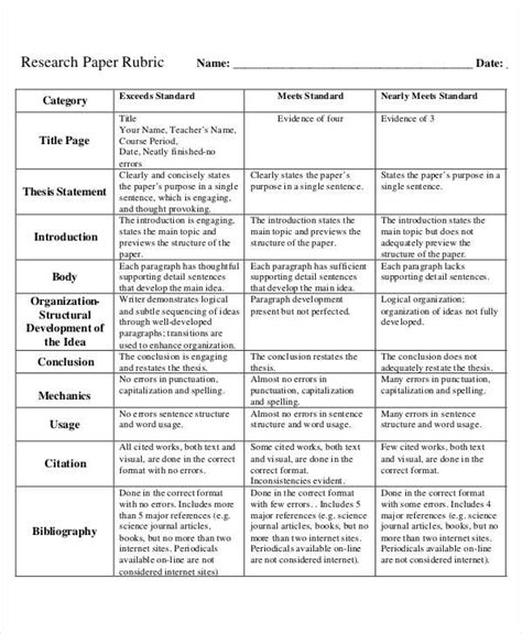Template For Writing A Research Proposal