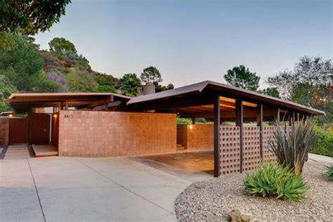 mid century modern homes laurel canyon mid century modern home mid century modern