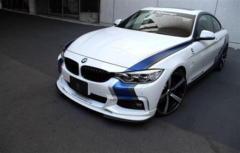 Wallpaper Bmw 2014 4series Tuned By 3d Design Images