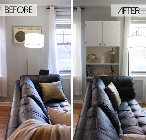 Harga Makeover Camouflage how to hide a wall unit ac system popsugar home