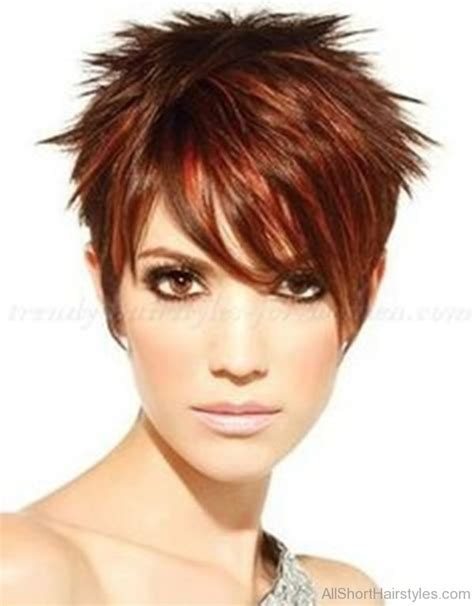 spikey hair styles for a black small round face stylish short spiky haircuts for round faces hairstyles