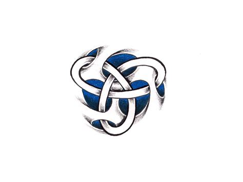 Knot Designs - celtic knot on chest for 187 ideas