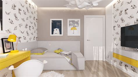 creative kids bedrooms  fun themes