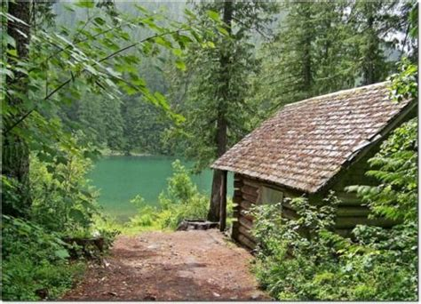 secluded cabin in seclusion