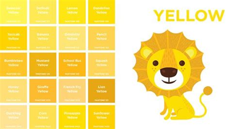 tints and shades of yellow www imgkid com the image 43 best images about pantone color on pinterest pantone