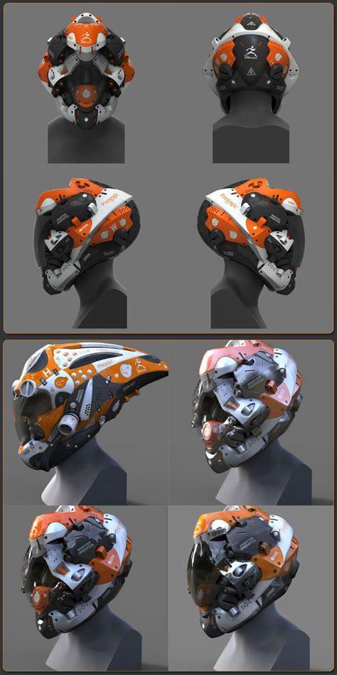 helmet design process video zbrush helmet design zbrush helmet design with
