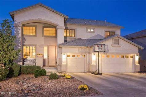 maricopa real estate basements tri level and 5 car