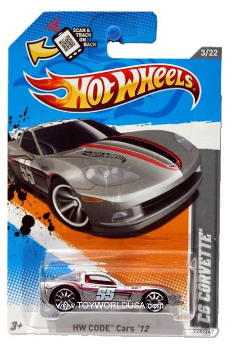 Sale Hotwheels Wheels C6 Corvette hotwheel cars 2012 wheels hw code cars 228 c6 corvette grey photo cool or