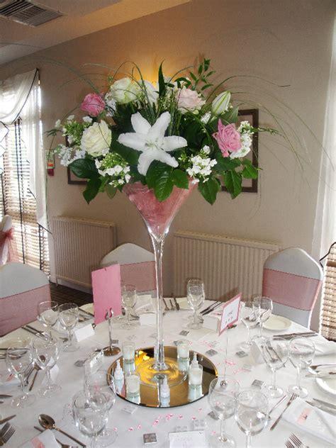 martini vases for weddings