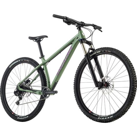 d mountain bike santa bicycles chameleon 29 d complete mountain bike