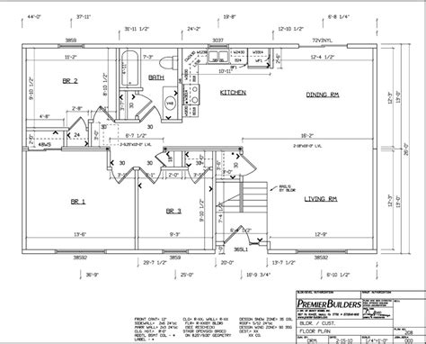 raised ranch house plans raised ranch house plans home design ideas raised ranch floor plans for you easily