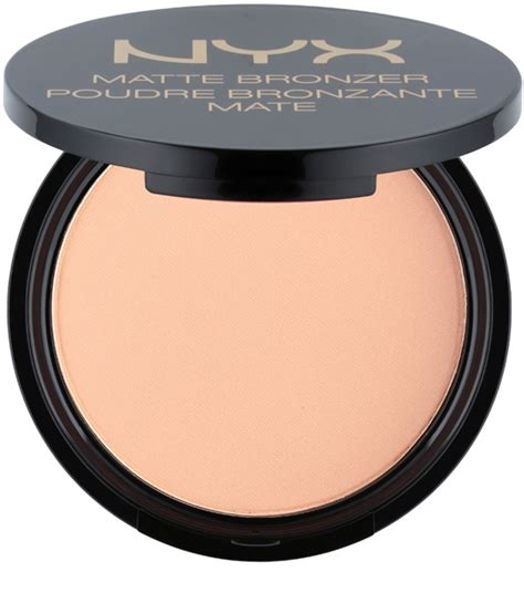 Nyx Bronzer nyx professional makeup matte bronzer bronzer iperfumy pl