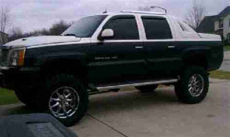 automobile air conditioning service 2002 cadillac escalade ext transmission control purchase used 2002 cadillac escalade ext custom lifted truck fabtech lift kit smooth ride in