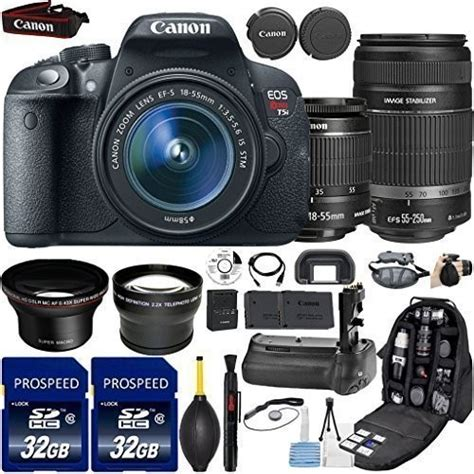 canon t5i dslr canon eos rebel t5i dslr with 18 55mm is stm 55