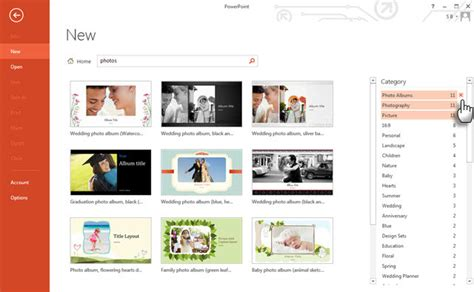 powerpoint album template 10 free powerpoint templates to present your photos with style