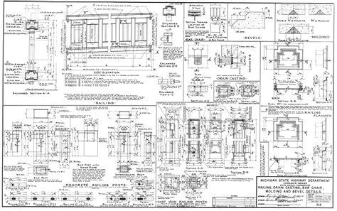 Guard House Floor Plan michigan r4 railing history design evolution