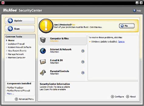 Antivirus Original descargar mcafee antivirus original 2008 gratis baluart net
