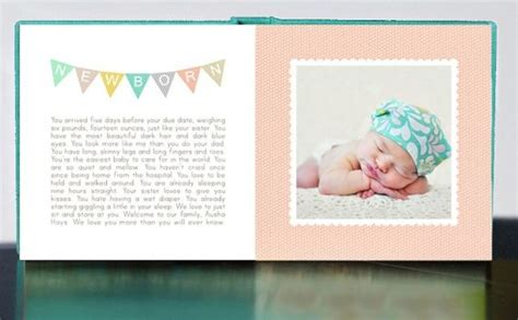 baby photo book template 347 best images about baby book ideas on week
