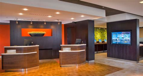 Working At A Hotel Front Desk by Mixing Work And Play The High Tech Hotel Lobby