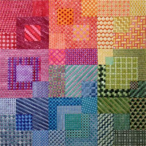 needlepoint stitch sler