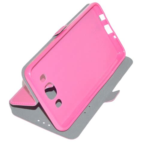 Flip Smart Mirror Samsung J5 2016 J510 Auto Lock Flipcover maxy custodia s pocket book orizzontale silicone flip