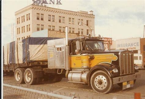 big kenworth trucks kw w900 mercury sleeper love this truck kenworth