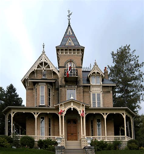 Architectural Home Styles by Victorian