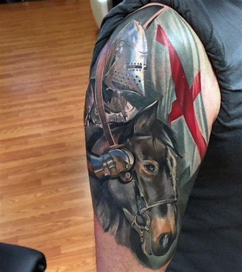 knight tattoo designs top 80 best designs for brave ideas