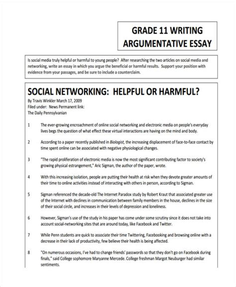 social networking sites essay advantages argumentative essay on social networking advantages and