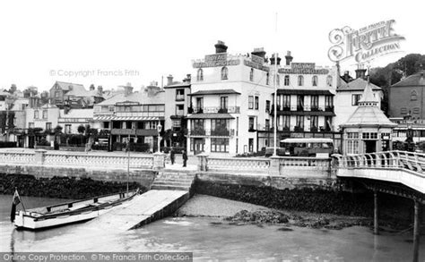 pier view cowes cowes view from the pier 1927 francis frith