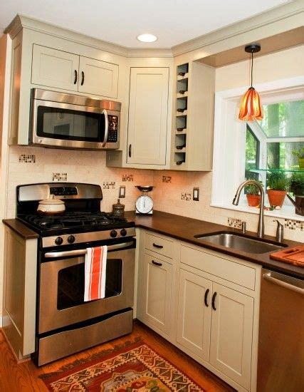 6 easy kitchen remodeling ideas on a small budget modern small kitchen design pictures remodel decor and ideas
