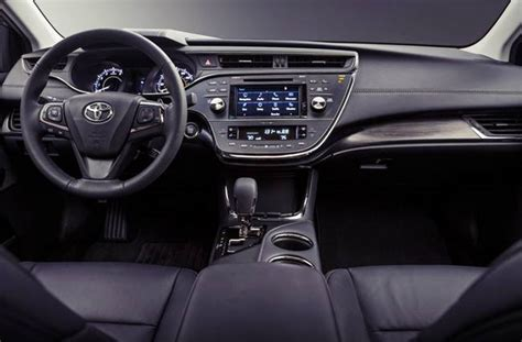 camry special edition redesign interiors canada