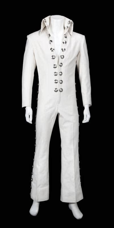 Elvi Jumsuit elvis stage worn jumpsuit current price 160000