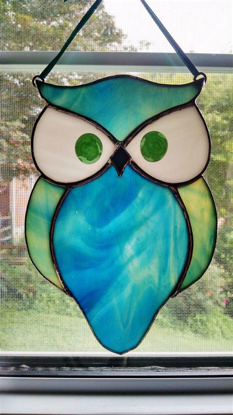 stained glass owl l 654 best images about stain glass on pinterest stained