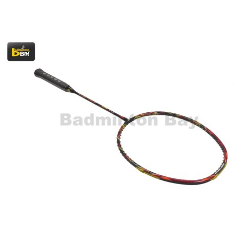 Raket Badminton Apacs Slayer 80 apacs zig 80 black 4u badminton racket