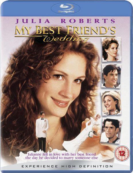 My Best Friends Wedding Blu ray   Zavvi