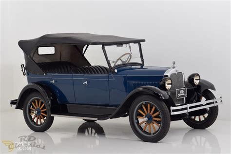 chevrolet capitol classic 1927 chevrolet capitol series touring for sale