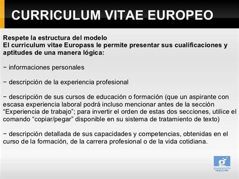 Plantilla De Curriculum Para Copiar Y Pegar modelo de curriculum vitae taringa modelos de curriculum vitae para copiar y pegar modelo