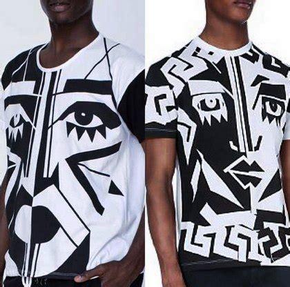 Harga T Shirt Versace versace dituduh tiru rancangan dari label american apparel