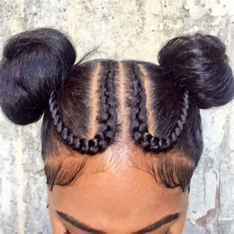 braided styles to the scalp with a bun 55 flattering goddess braids ideas to inspire you hair