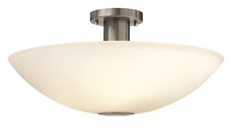 hinkley lighting 3342bn camden modern contemporary semi