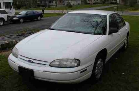 how cars work for dummies 1999 chevrolet lumina parking system sell used 1999 chevy lumina in springfield ohio united states