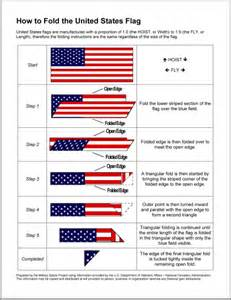 american flag color meaning welcome s to the folding flag 13 steps