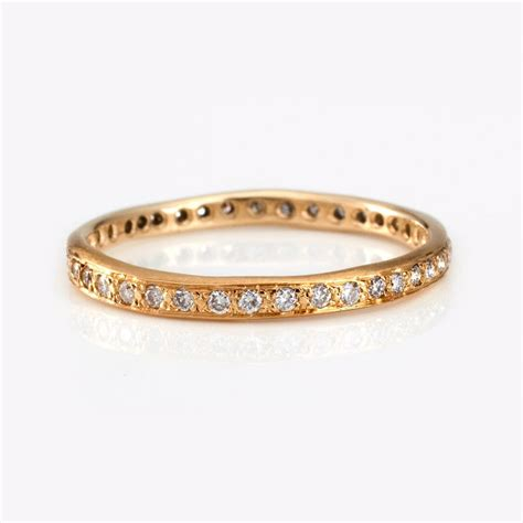 unique engagement rings and wedding bands by satomi