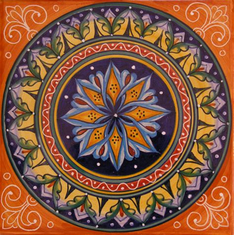 painting on ceramic tile craft etc on pinterest crochet snowflakes doilies and doily